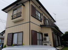 東海村S様邸 屋根・外壁塗装