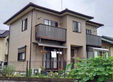 常陸太田市K様邸 外壁塗装