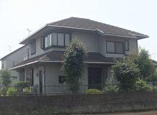 城里町S様邸 屋根・外壁塗装