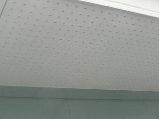 天井 チョーキング