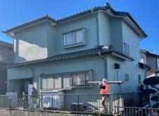 水戸市N様邸 屋根・外壁塗装
