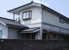 水戸市 T様邸 外壁塗装工事