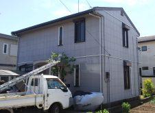 常陸大宮市 K様邸 屋根・外壁塗装